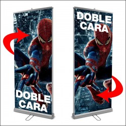 Roll-up Doble Cara