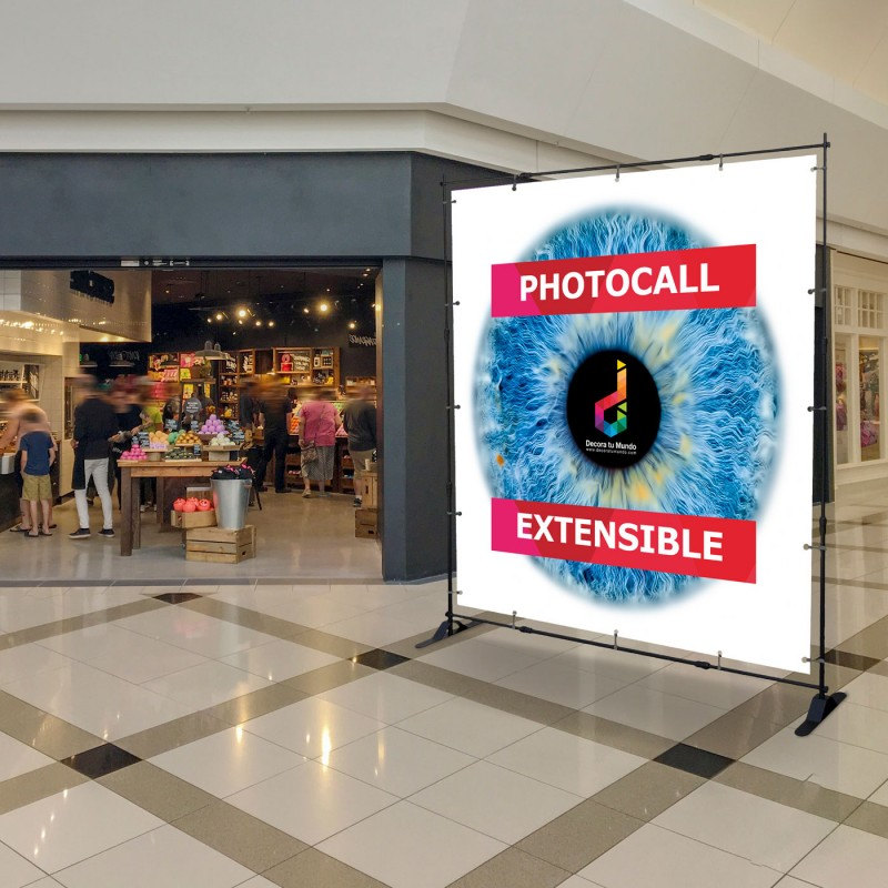 Photocall Extensible